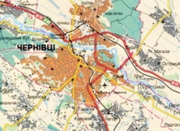 Вокруг Черновцов скоро откроется объездная дорога