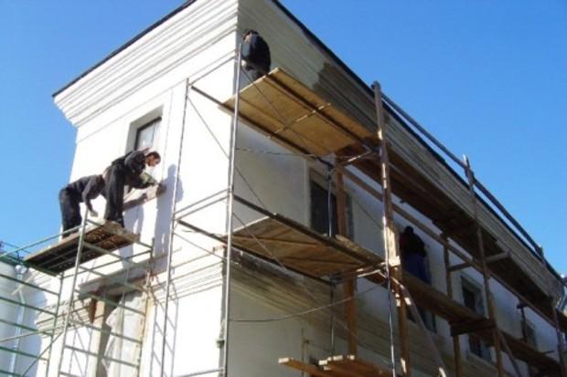 Вокруг НСК «Олимпийский» реставрировано 144 фасада