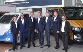 Volkswagen Commercial Vehicles презентувала нову стратегію розвитку легких комерційних автомобілів Grip 2025+