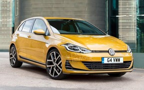Volkswagen Golf 8 поколения. Каким он будет?