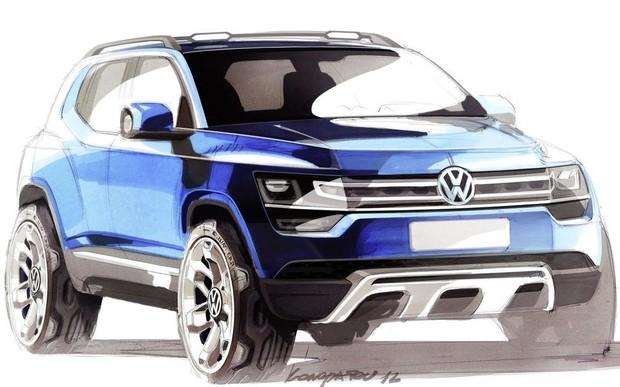Volkswagen готовит еще один европейский кроссовер
