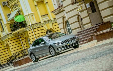 Volkswagen Passat: Больше не народный
