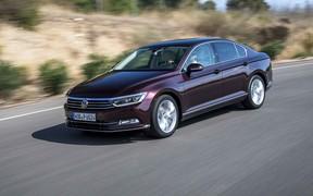 Volkswagen Passat обновится в этом году