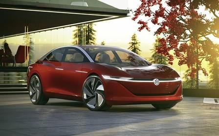 Volkswagen показал полностью автономный седан с запасом хода в 665 километров