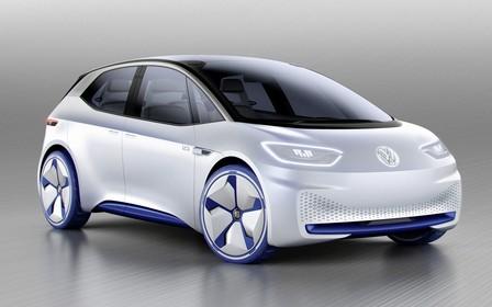 Volkswagen показал прототип электромобиля I.D.