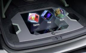 Volkswagen показав голографічну аудіосистему майбутнього.
