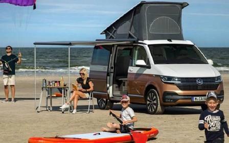 Volkswagen показав оновлений California 6.1 2020 року