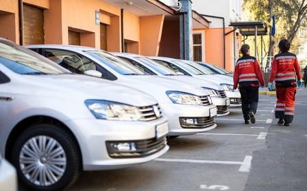 Volkswagen Polo поможет медикам бороться с коронавирусом
