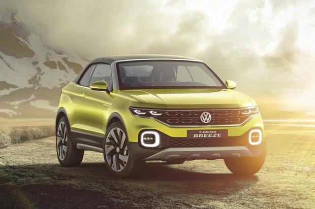 Volkswagen Polo превратят в кроссовер