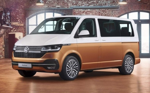 Volkswagen представил новый Transporter 6.1.