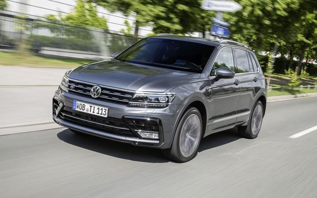Volkswagen продал 5 миллионов Tiguan