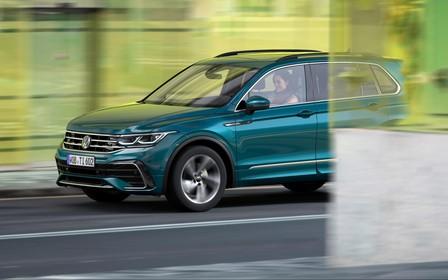 Volkswagen Tiguan обновился. Когда ждать в Украине?