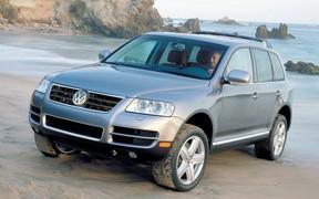 Volkswagen Touareg против Mercedes-Benz M-Class: богатыри в летах