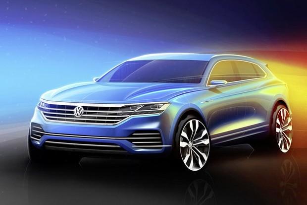 «Volkswagen Touareg виграє золото на German Design Award»