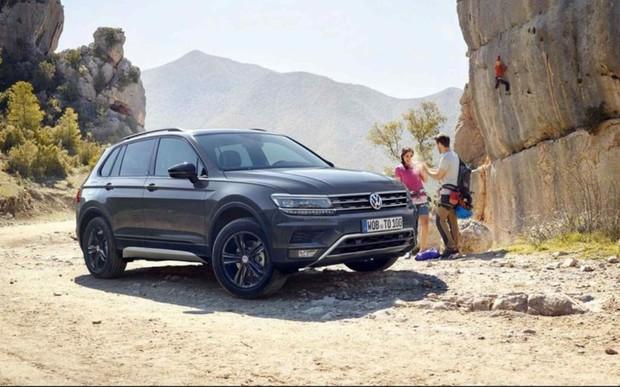«Volkswagen Touareg з фінансуванням від 0,01% на перший рік та 0% адміністративною комісією» продовжено до 31 грудня 2019 року!