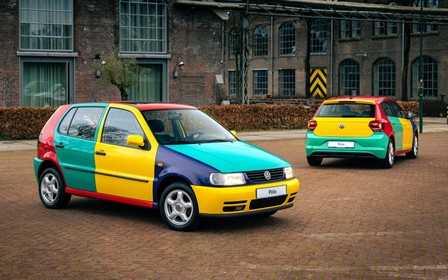 Volkswagen відроджує Polo Harlekin? Ще не факт...
