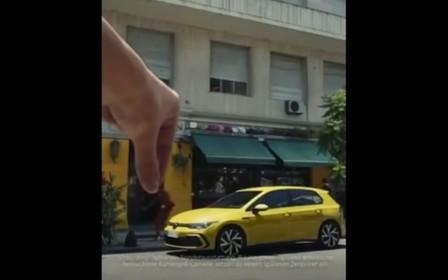 Volkswagen выпустил расистскую рекламу нового Golf. Смотрим! ВИДЕО