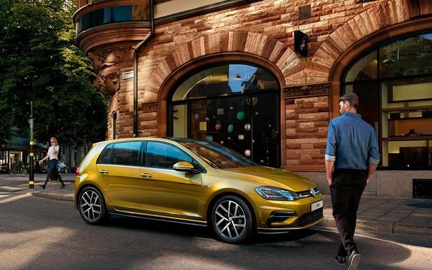 Volkswagen забраковал пружины десятков тысяч своих свежих машин