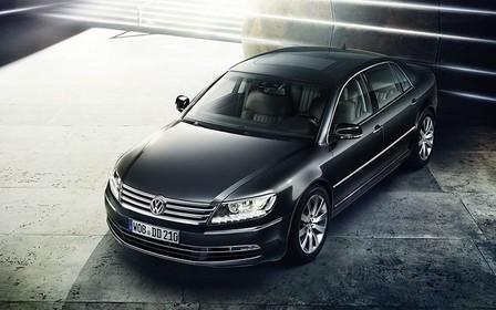 Volkswagen закончил выпуск флагманского седана Phaeton