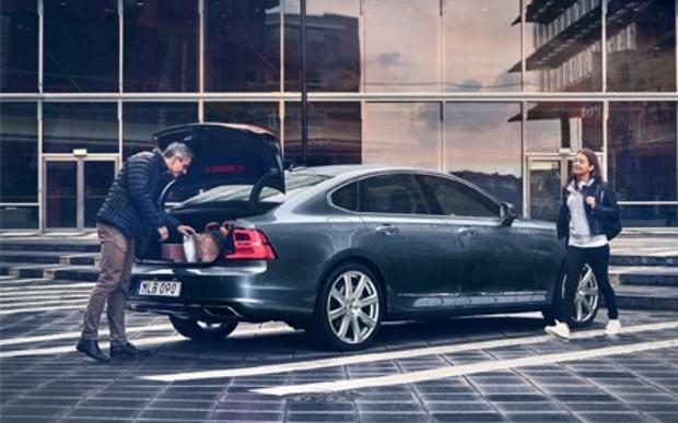 Volvo S90 — седан преміум-класу від 1 394 000 гривень*