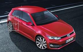 Восьмая лунка: каким будет новый Volkswagen Golf?