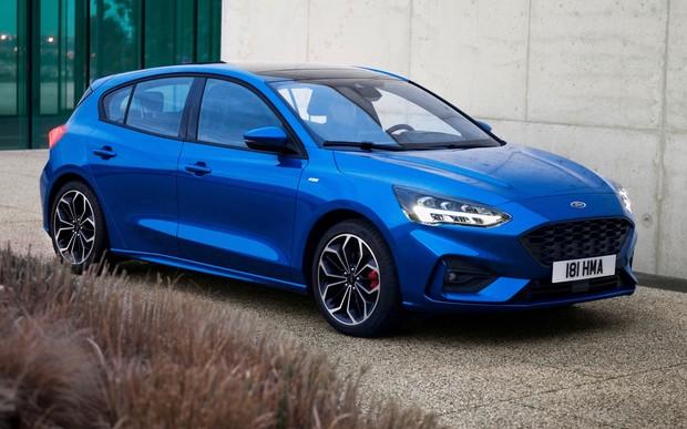 Вот это фокус: Ford Focus нового поколения рассекречен!