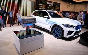 Вот, новый водород! Для BMW X5 расширяют линейку агрегатов