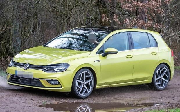 Вот ты какой! Volkswagen Golf восьмой генерации уже рассекречен. ФОТО