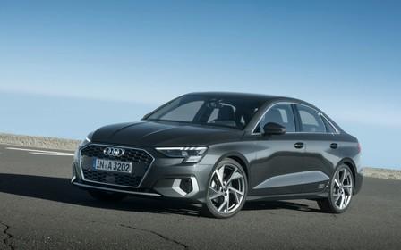 Возвращение седана. Audi A3 нового поколения показали в новом кузове
