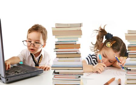 Все, что нужно для подготовки ребенка к школе