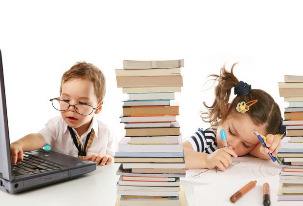 Развивающие задания и упражнения для подготовки к школе