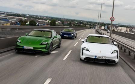 Всем не хватит? Porsche Taycan может стать жертвой своей популярности