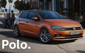 Встигніть придбати свій Volkswagen Polo з вигодою