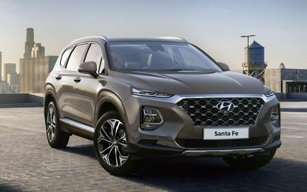 Встигніть стати щасливим володарем Hyundai Santa Fe за спеціальною ціною 1 052 600 грн!*