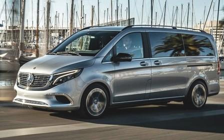 Встречаем лето семьей с комфортом и максимальной выгодой до 28,1% от Mercedes-Benz на автомобили V class и Vito