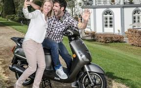 «Встречайте новое поступление 2019 скутеров от Тайваньской компании Sym»