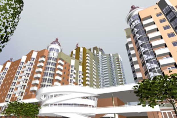 Вторую часть «Ольжина Града» введут в єксплуатацию в 2011