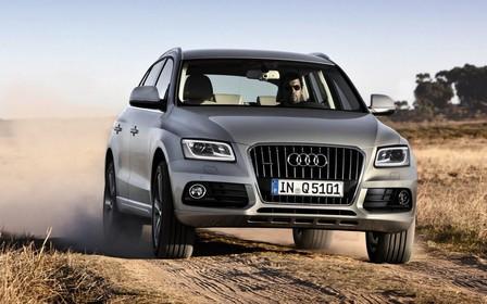 Вибираємо авто з пробігом. Audi Q5 (8R)