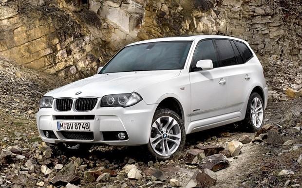 Выбираем б/у авто. BMW X3 (E83)