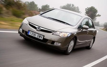 Выбираем б/у авто. Honda Civic Mk8