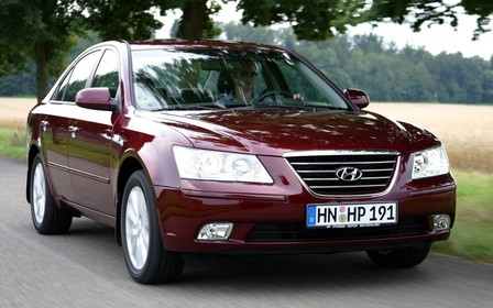 Выбираем б/у авто. Hyundai Sonata (NF)