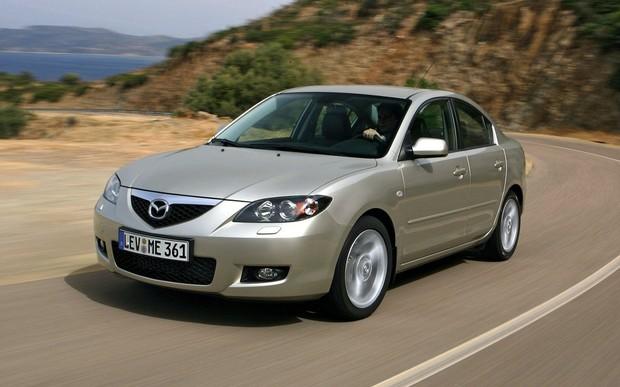 Выбираем б/у авто. Mazda3 (BK)