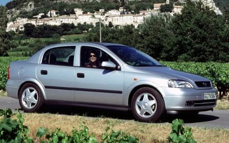 Выбираем б/у авто. Opel Astra (G)