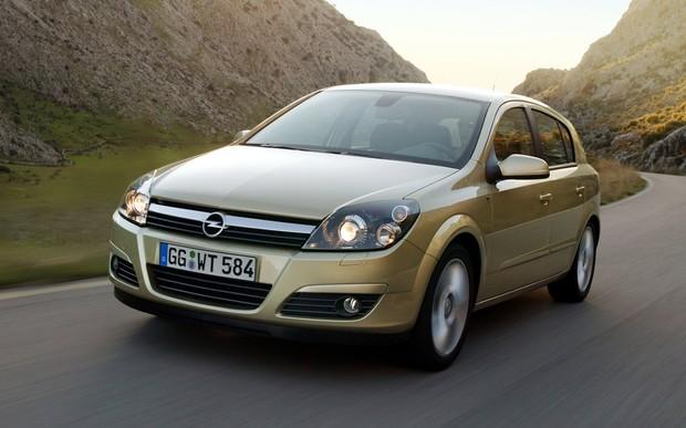 Выбираем б/у авто. Opel Astra H