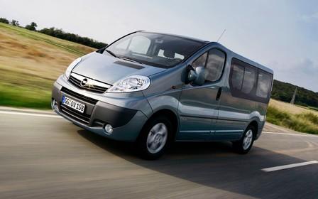 Выбираем б/у авто. Opel Vivaro, Nissan Primastar и Renault Trafic (Mk2)