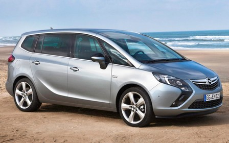 Выбираем б/у авто. Opel Zafira Tourer (P12)