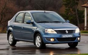 Выбираем б/у авто. Renault Logan (L90)