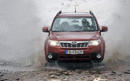 Выбираем б/у авто. Subaru Forester (SH)