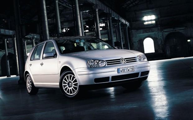 Выбираем б/у авто. Volkswagen Golf IV