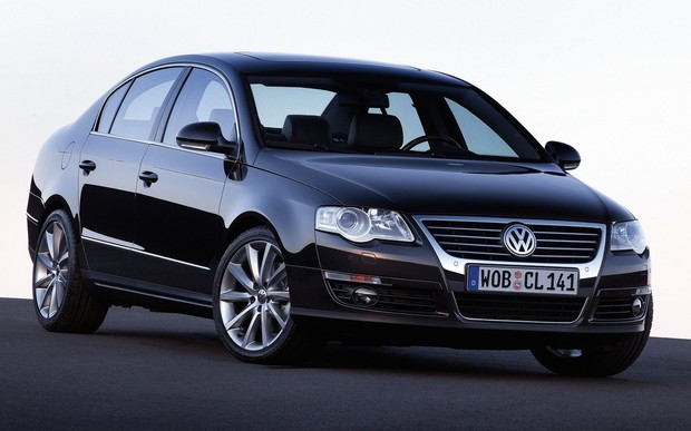 Выбираем б/у авто. Volkswagen Passat B6